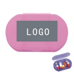 Pure Color Pill Case