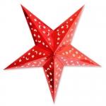 五角星纸灯笼