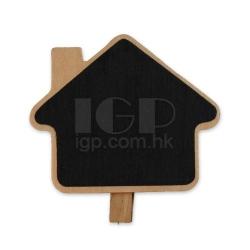 木質黑板夾子