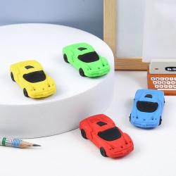 玩具汽車橡皮擦