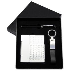 萬年曆+鑰匙扣+寶珠筆套裝