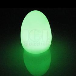 幻彩蛋形燈