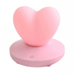 Heart-shape night light