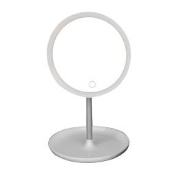 LED時尚圓形臺鏡