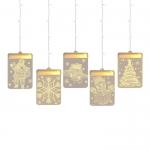 LED亞加力聖誕燈