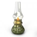 復古吹控煤油燈