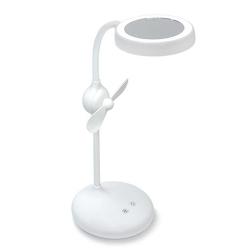 Fan Table Lamp