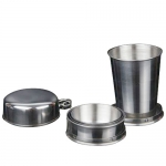 Stainless Steel Foldable Cup