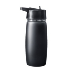 Straw Type Sports Water Bottle