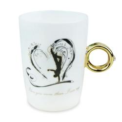 戒指陶瓷杯