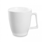 Square Handle Ceramic Mug