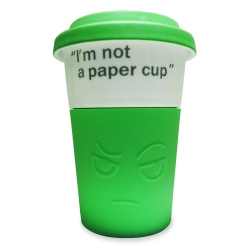 Silicone Ceramic Cup