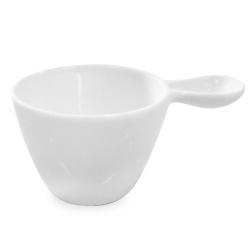 勺子形陶瓷杯