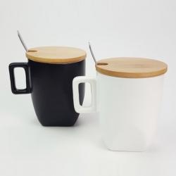 Matte Square Mug