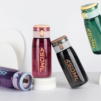 Fashion plastic water bottle