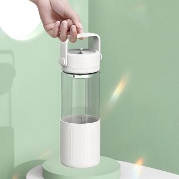 透明茶水分離杯