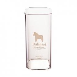 創意加厚透明玻璃方杯