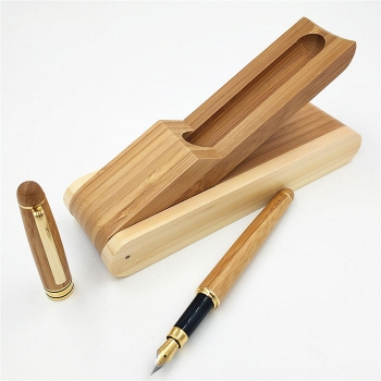 環保竹子鋼筆套裝