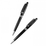 Business rotary switch metal ballpen