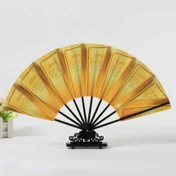 Chopsticks Folding Fan