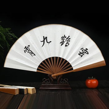 Printing Bamboo Folding fan