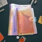 彩色鐳射活頁夾