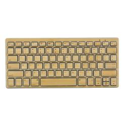 創意環保竹鍵盤