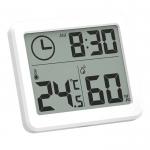 簡約智能數字溫濕度計