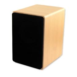 木質揚聲器