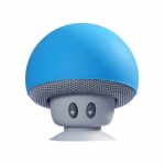 Mushroom suction-cup Bluetooth speaker