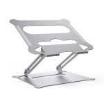 Foldable aluminium alloy lifting stand