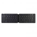 Foldable bluetooth wireless keyboard