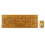 环保竹键盘套装