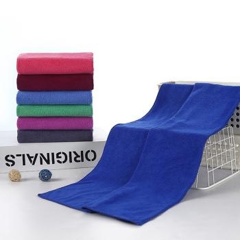 超細纖維運動健身毛巾