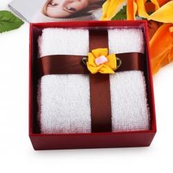 高檔禮盒純棉毛巾