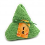 Traditional Chinese rice-pudding type towel