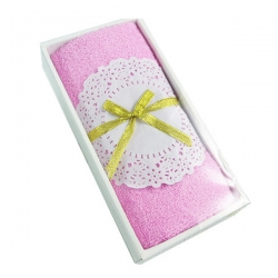 柔軟舒適禮盒毛巾