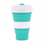 Creative Silicone Folding Bottle Coffee Cup