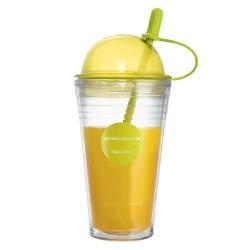 雙層檸檬杯