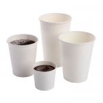 Disposable eco-friendly coffee cup