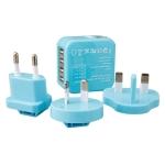 四USB多国通用插头