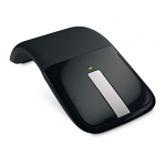 Foldable wireless bluetooth touch mouse