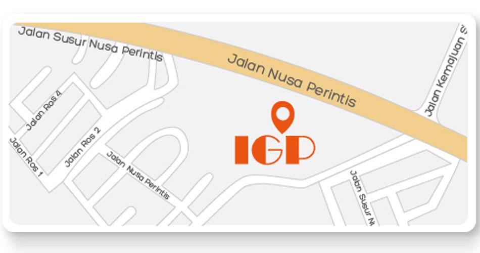 IGP柔佛分公司正式投入服務