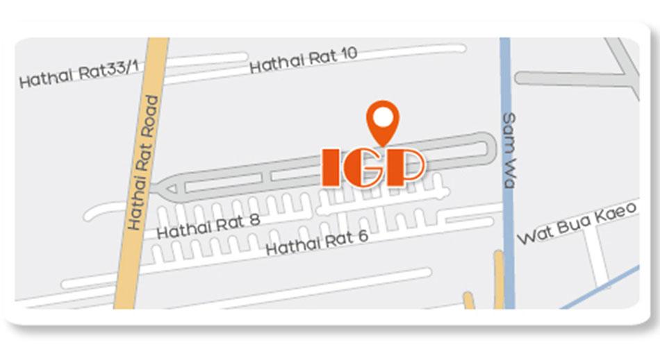 IGP曼谷分公司正式投入服務