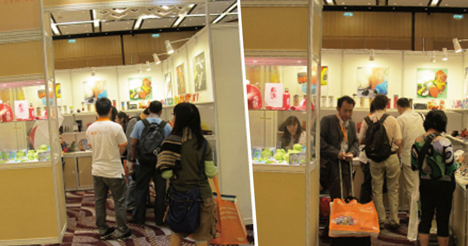 TDC Gift and Premium Fair 2011