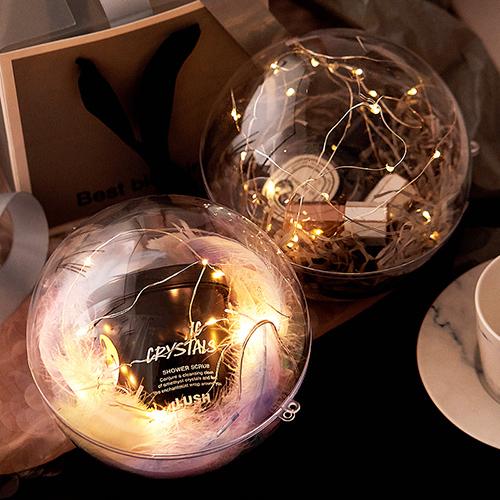水晶禮品制作最後的工序就是包裝