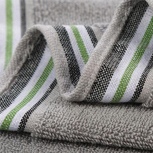 竹炭纖維毛巾