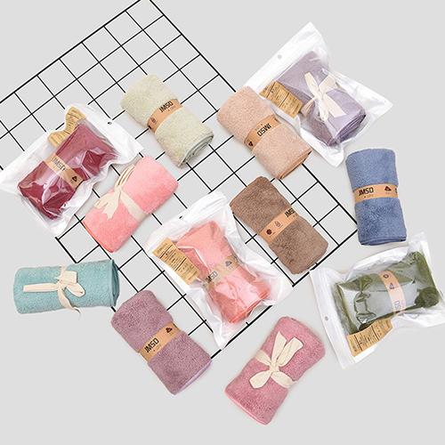 黃麻抗菌毛巾
